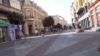 Plovdiv Bulgaria  city images : Walk in Plovdiv, Bulgaria