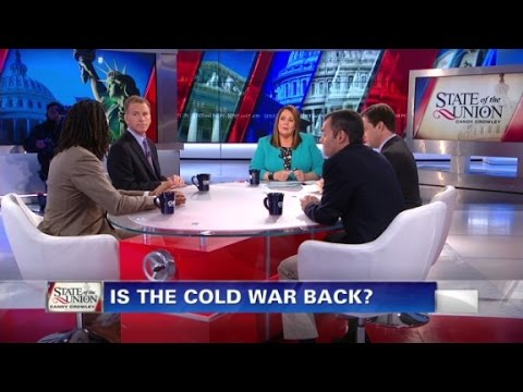 cold - Steve Inskeep, Peter Beinart, L.Z. Granderson & Michael Crowley on whether Vladimir Putin is reviving the Cold War.
