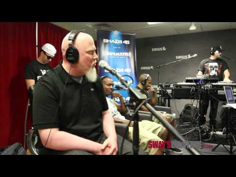 Brother Ali Freestyles over the 5 Fingers of Death , this is proper hip-hop