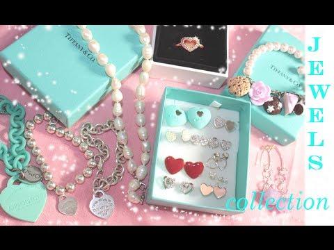 La mia COLLEZIONE DI GIOIELLI !!! ♡ Jewelry storage ☆