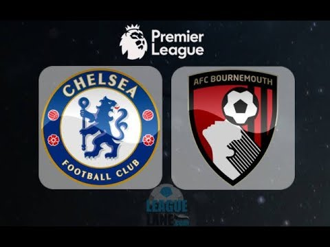 Chelsea Vs Bournemouth 2-0  Highlights &  AllGoals 01/09/2018 HD
