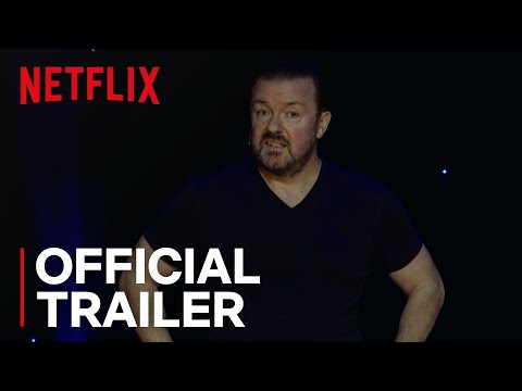 Ricky Gervais: Humanity | Official Trailer [HD] | Netflix