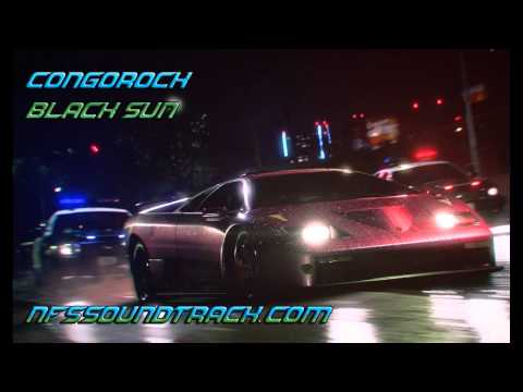 Congorock - Black Sun (Need For Speed 2015 Soundtrack)