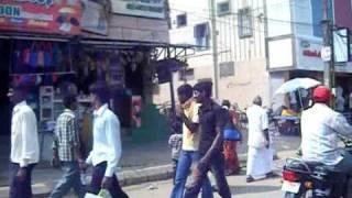 Thiruvanamalai India  City new picture : The streets of Thiruvannamalai, India