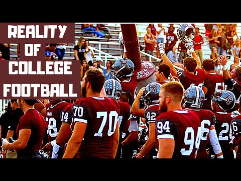 Reality of College Football Player Life Documentary: The Truth About NCAA Football (2019)