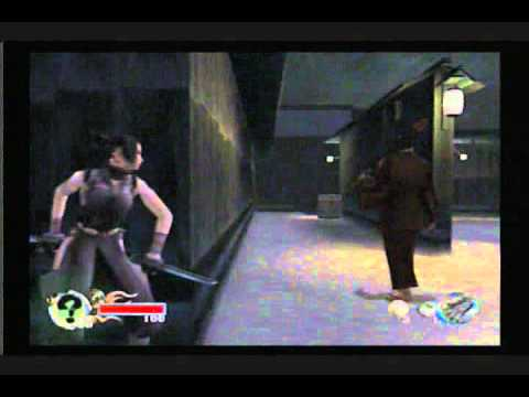 Tenchu Fatal Shadows Part 2: Secret Encounters