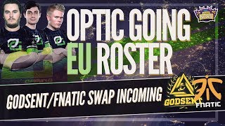 Trade Skins Sneaky Fast!: https://www.ninjaswap.com/home 00:17 - New OpTic Roster with All EU Players 1:04 - Will OpTic Keep ...