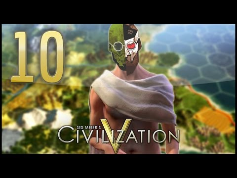 korea - Civilization 5 Multiplayer with Docm77 - Can the mighty Indian and Korean people prevail in this rough world? I am playing on the