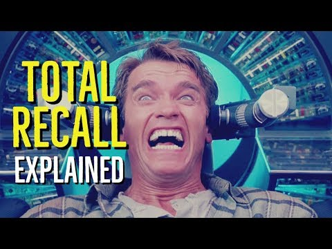 TOTAL RECALL (1990) Explained
