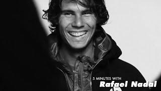 Nike Sportswear AW77 Hoodie Interviews - Rafael Nadal