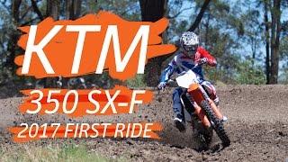 10. KTM 350 SX-F Test