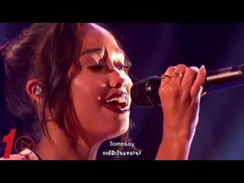 Little Mix ft. Jason Derulo - Secret Love Song LIVE - Lyrics Sub Thai - Eng