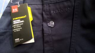 Video UNDER ARMOUR TACTICAL MEDIC PANTS waterproof test MP3, 3GP, MP4, WEBM, AVI, FLV September 2018