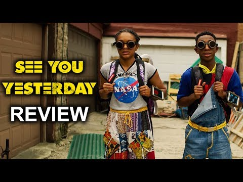 See You Yesterday Netflix Review