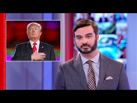 The Beaverton Reports on the Impending Trump