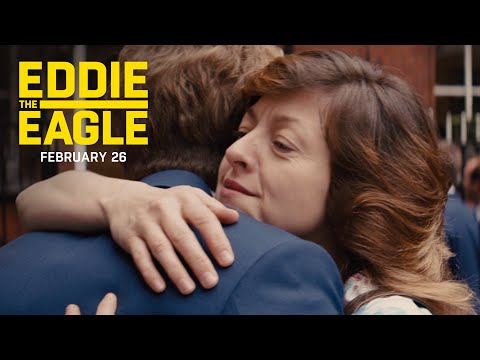 Eddie the Eagle (Montage Clip 'Thanks Mom')