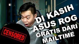 Video DI KASIH ASUS ROG GRATIS DARI MAILTIME! MP3, 3GP, MP4, WEBM, AVI, FLV Agustus 2017
