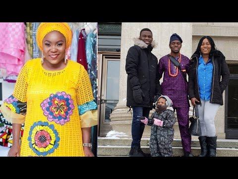WATCH Yoruba Actress Bose Akinola, Her Husband, Children And 10 Things You Never Knew