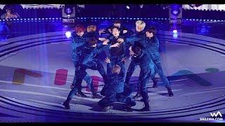 [4K] 161119 EXO (엑소) Monster (몬스터) 직캠 @2016 멜론 뮤직 어워드 (MMA) Fancam by -wA-