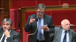 Intervention au sujet du projet de loi relatif à la biodiversité // Spécialités phytosanitaires à ba