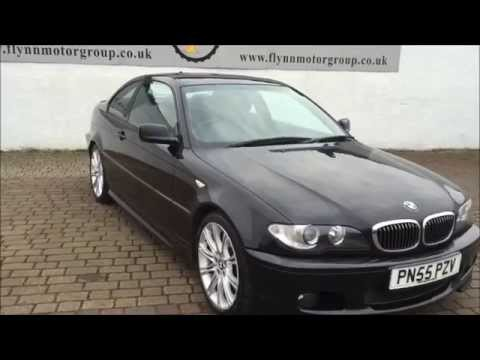 2005 55 BMW 3 SERIES 2 2 320CI SPORT 168BHP