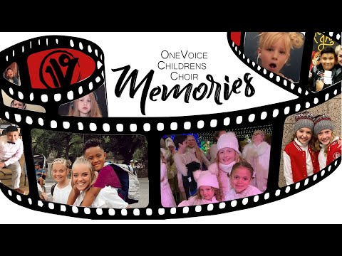"Maroon 5  ""Memories"" Cover by One Voice Children's Choir"