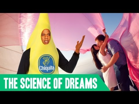 dreaming - Dreaming is one of the weirdest things we do & in this SciShow infusion Hank talks about how science is helping us understand why we dream, what our brains a...