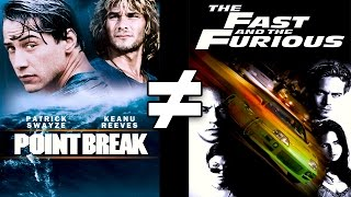Nonton 24 Reasons Point Break & The Fast and the Furious Are Different Film Subtitle Indonesia Streaming Movie Download