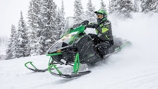 4. Arctic Cat 2018 6000 CTec2 Engine