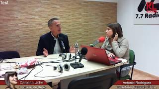 Charlamos con Antonio Rodríguez de SITCA