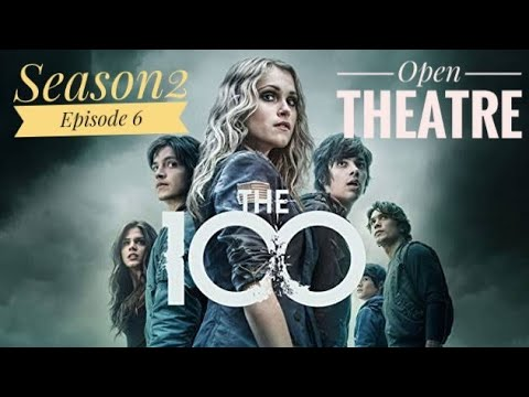 The 100 Season 2 Episode 6 | Best Sci fi thriller survival web series