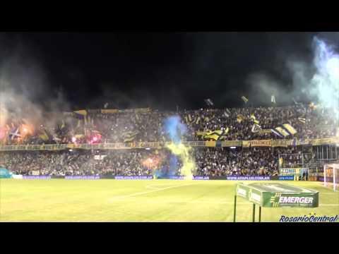 Arrodillense ante esta hinchada    Rosario Central Los Guerreros vs Belgrano - Los Guerreros - Rosario Central