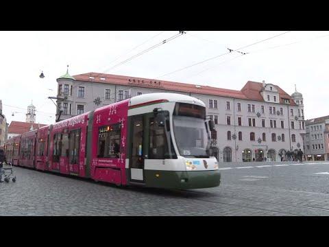 FLATRATE IM NAHVERKEHR: In Augsburg gilt jetzt »Einma ...