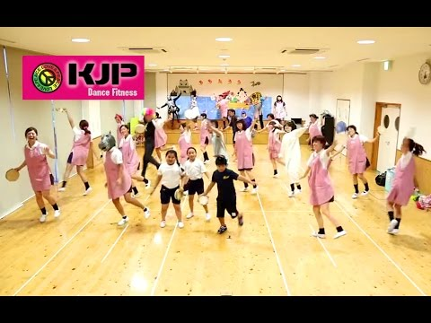 ピーヒャラダンス選手権/若葉幼稚園 ft. KJP(横須賀 ズンバ サークル)