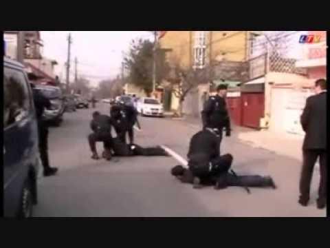 polizia italiana vs polizia rumena - paesi diversi, comportamenti anche