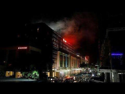 Φιλιππίνες: Επίθεση σε ξενοδοχειακό συγκρότημα στη Μανίλα
