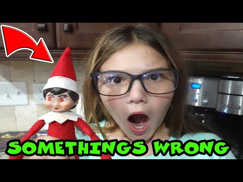 Somethings Wrong With Our Elf! Elf Escapes Quarantine Part 3