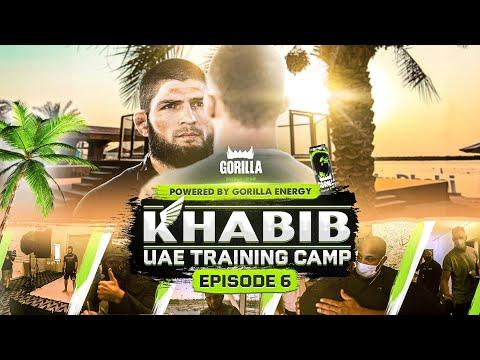 UAE Training Camp   Episode 6