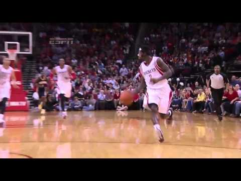 NBA Highlights: Pacers @ Rockets 3/7/2014
