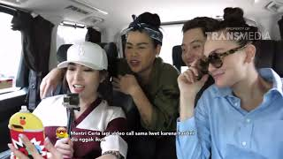 Video CELEB SQUAD - Hang Out Bahagia Bersama Geng Mentri Ceria (17/2/18) Part 2 MP3, 3GP, MP4, WEBM, AVI, FLV Maret 2019