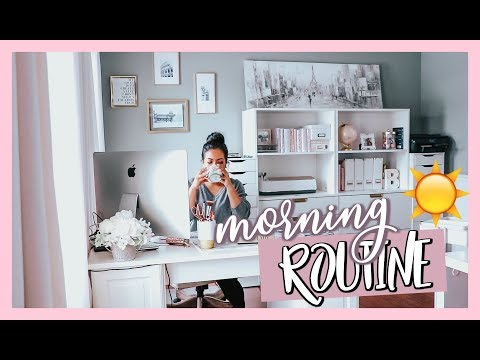 WAKE UP WITH ME! PRODUCTIVE MORNING ROUTINE