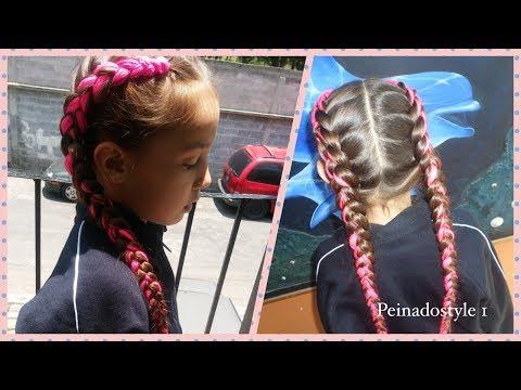 Yarn French Braid