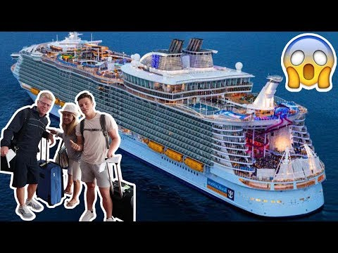 SURPRISING MY FAMILY WITH A $10,000 CRUISE!