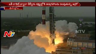 isro launched pslv c 35 at sriharikota ntv