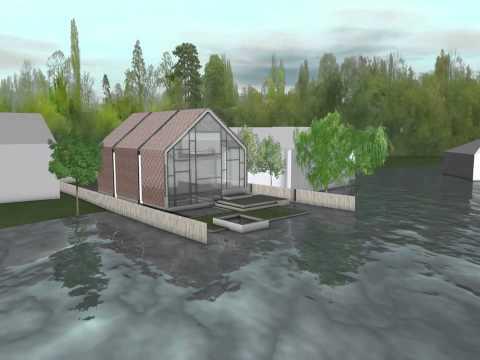 0 La maison amphibie