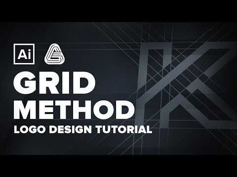 Create Logos Using The Grid Method In Adobe Illustrator CC