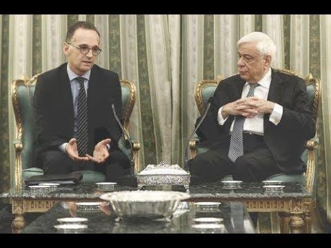 Πρ. Παυλόπουλος: Το προσφυγικό «υπαρξιακό ζήτημα» για την Ευρωπαϊκή Ένωση