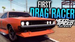 Need for Speed Payback Let's Play | FIRST DRAG CAR BUILD! | Episode 7