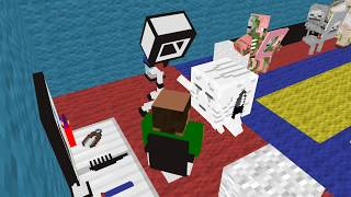 Video Monster School: Haircut -  Minecraft Animation MP3, 3GP, MP4, WEBM, AVI, FLV November 2018