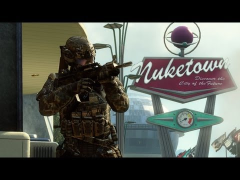 Call of Duty: Black Ops 2's Nuketown 2025 Gets Full Gameplay Video